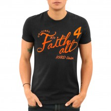 Playera Faith for all TST006-NG