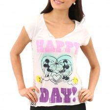 Playera Disney DDABL0020-BG