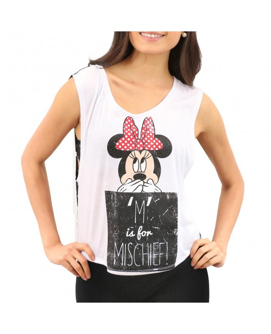 Tank Top Minnie Mouse