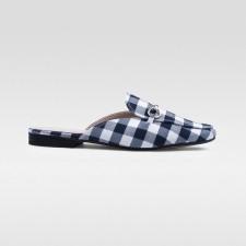 Slipper con detalle metalico