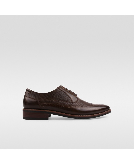 Zapato Bostoniano Formal Caballero